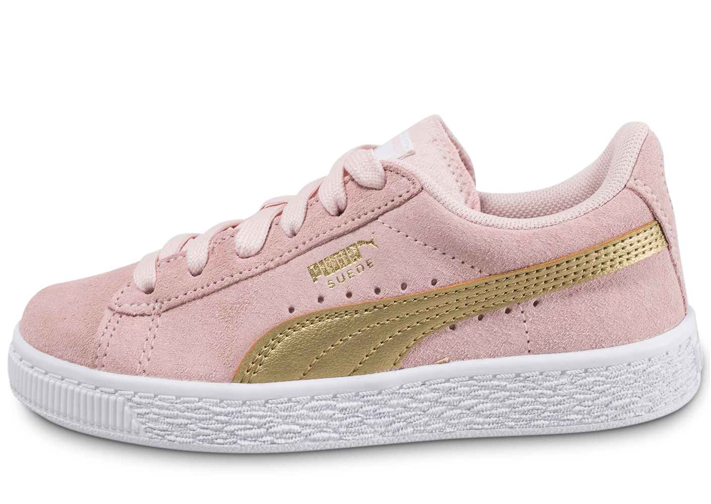 Basketstennis Enfant Puma Suede Rose 8fgnm99fig Faultless xOqtfqw