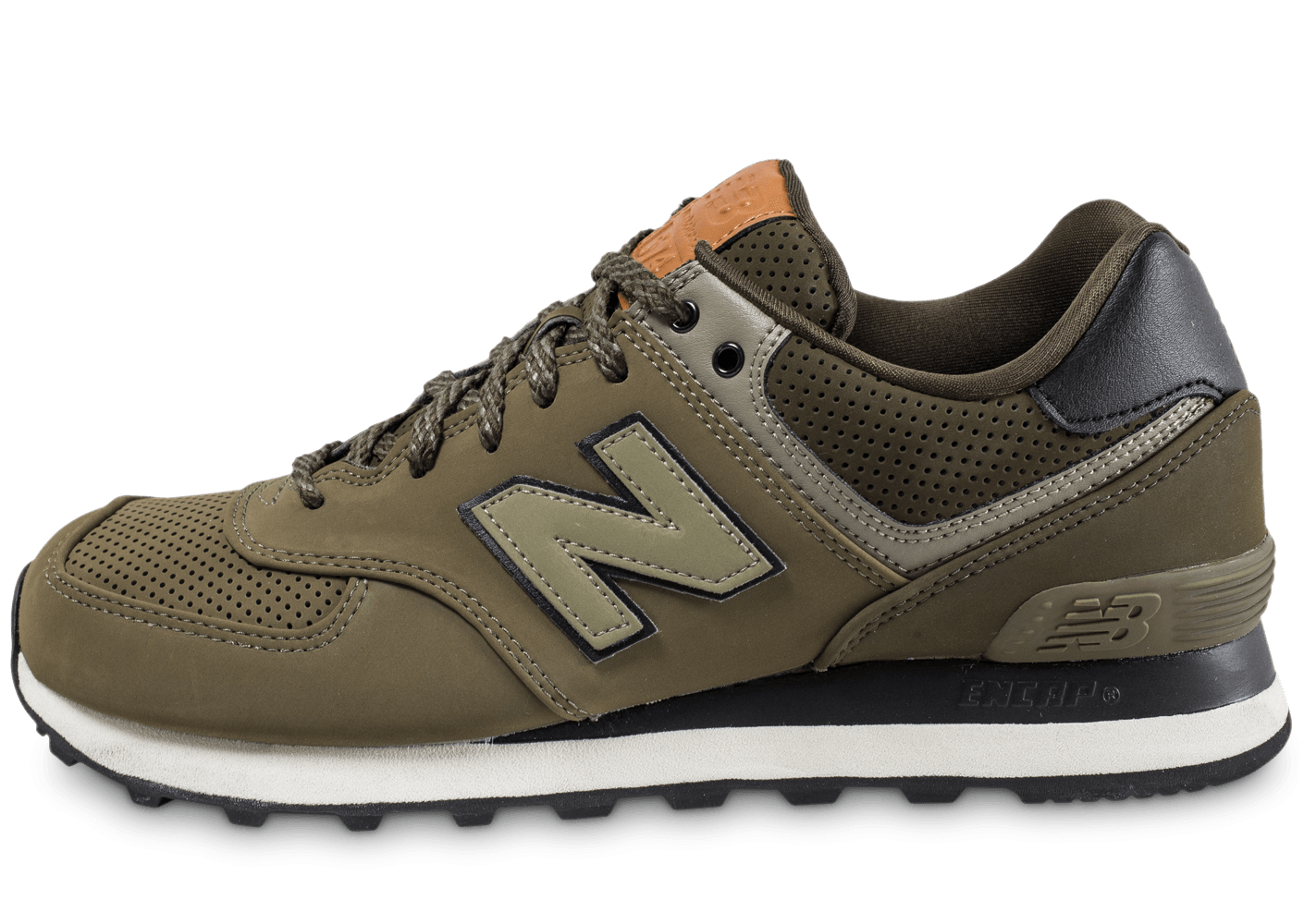 new product edaa4 2313c New Balance ML574 GPD kaki
