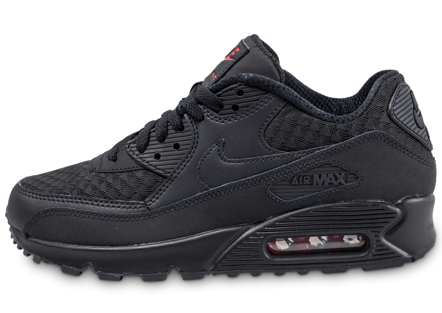 best loved 7678b c3f95 Nike Air Max 90 Essential Ninja Pack noire - Chaussures Baskets homme -  Chausport