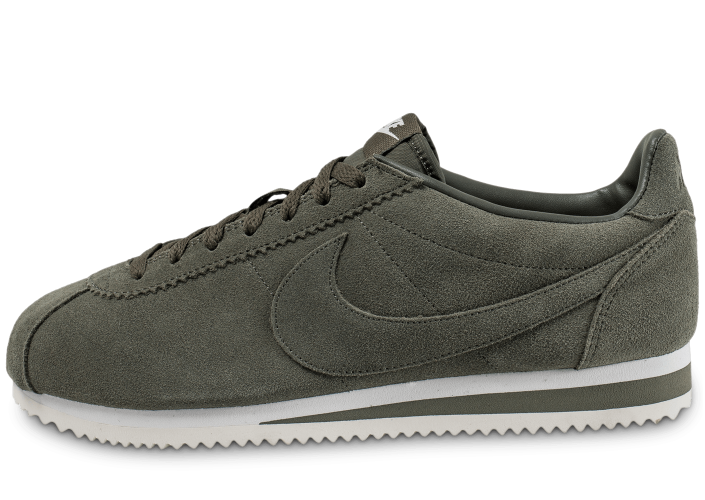 purchase cheap 351b0 9c9d2 Nike Classic Cortez SE Olive