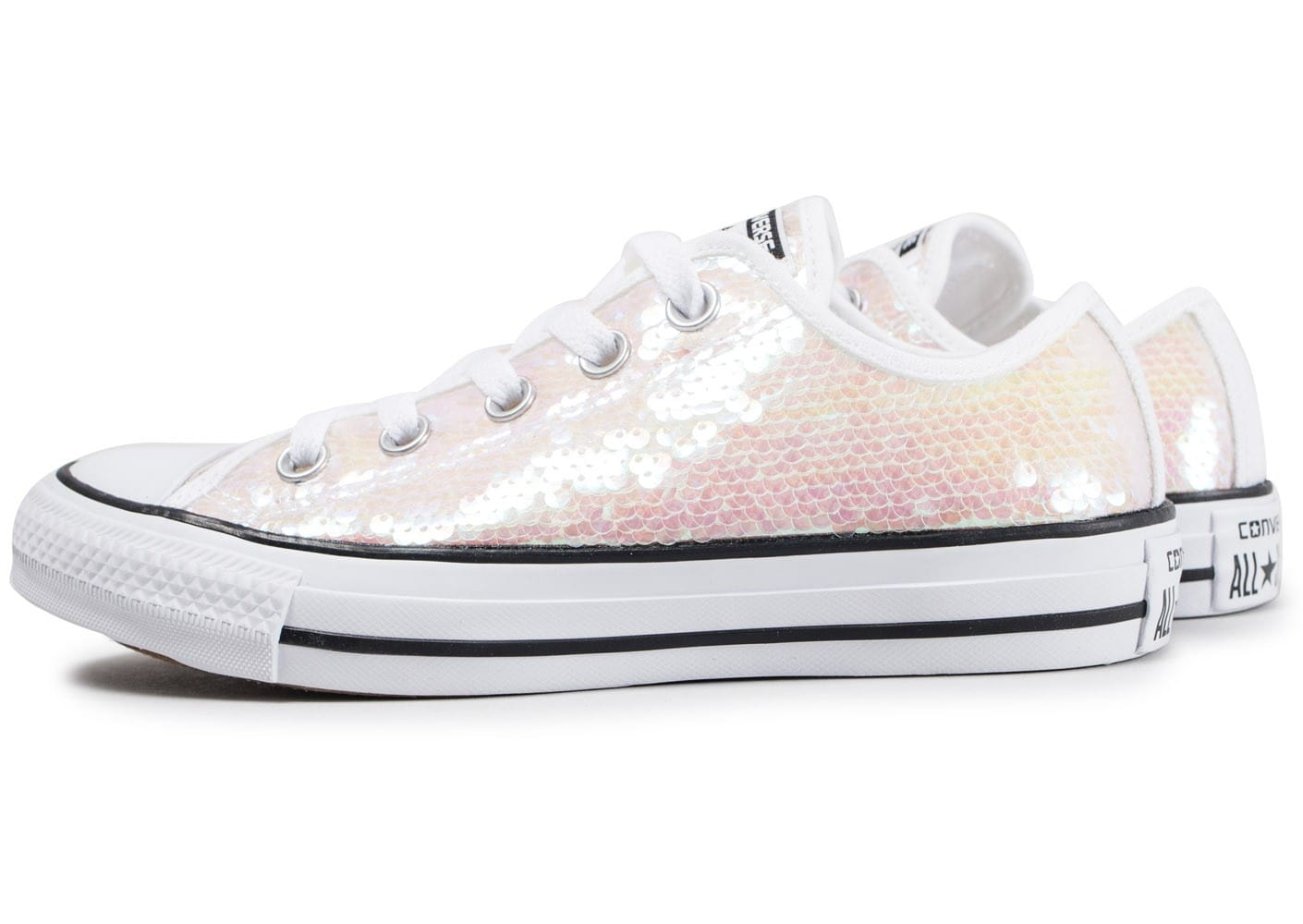 Converse Femme Chaussures / Baskets Chuck Taylor All Star Low 7oMOgP