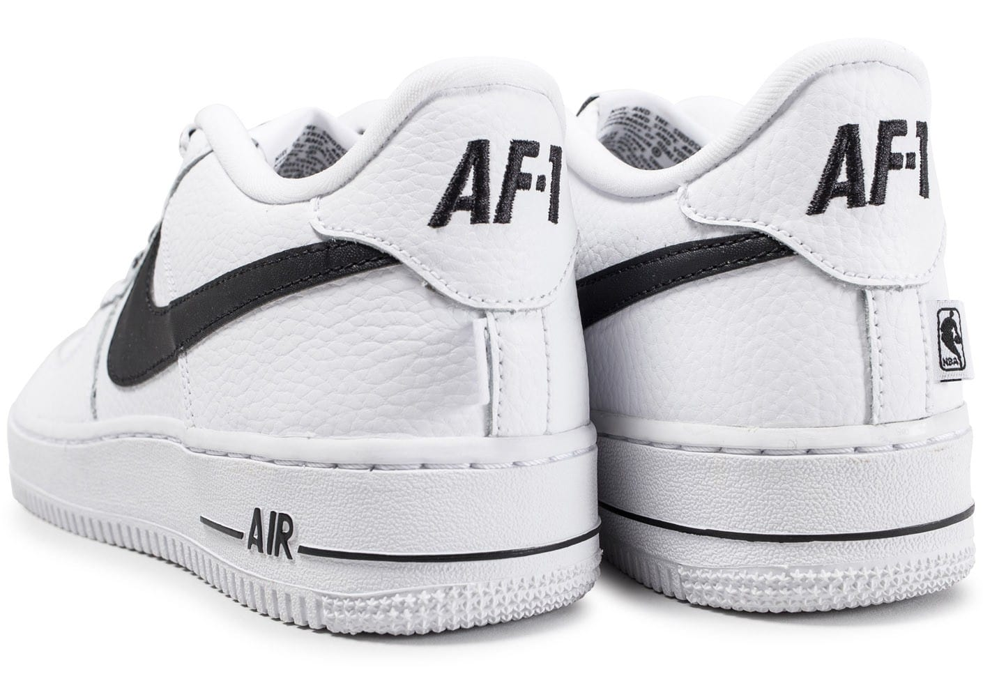 air force 1 nba blanche