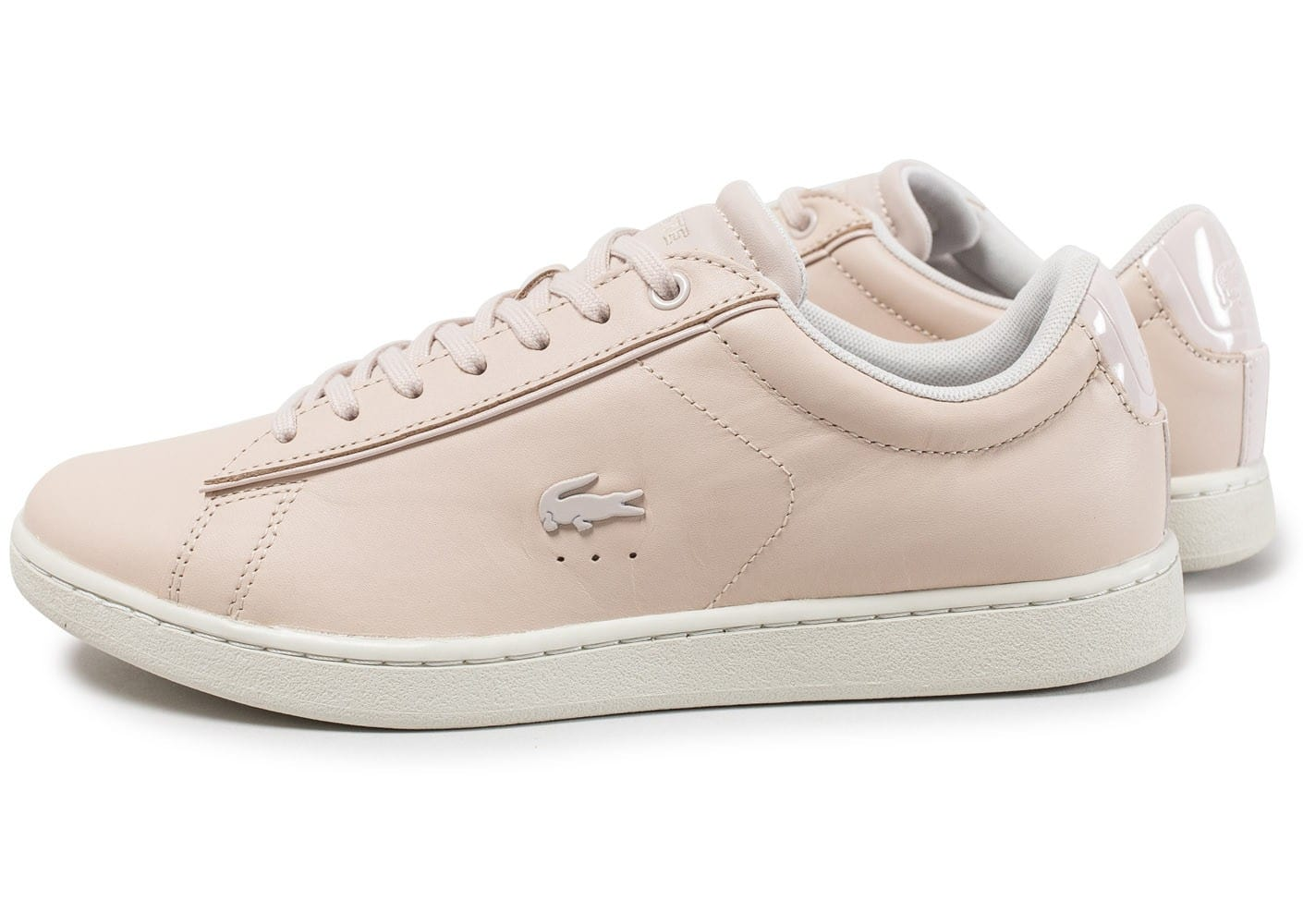 Chausport Femme 417 Evo Lacoste Plans Bons W Chaussures Rose Carnaby 8zSAqw