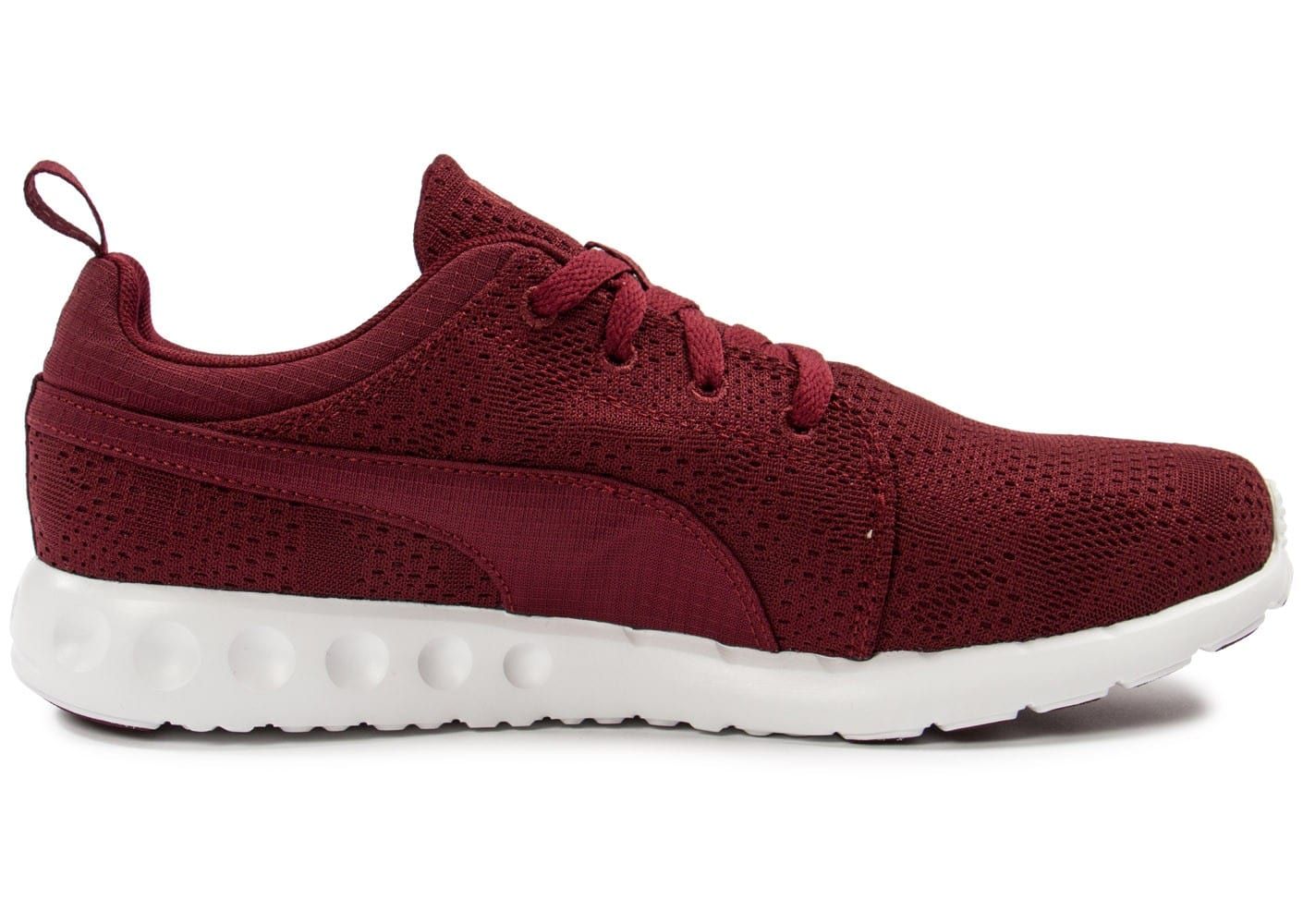 huge discount 0b19a ee32b Chausport homme Chaussures Baskets Puma bordeaux Carson ZXgwa