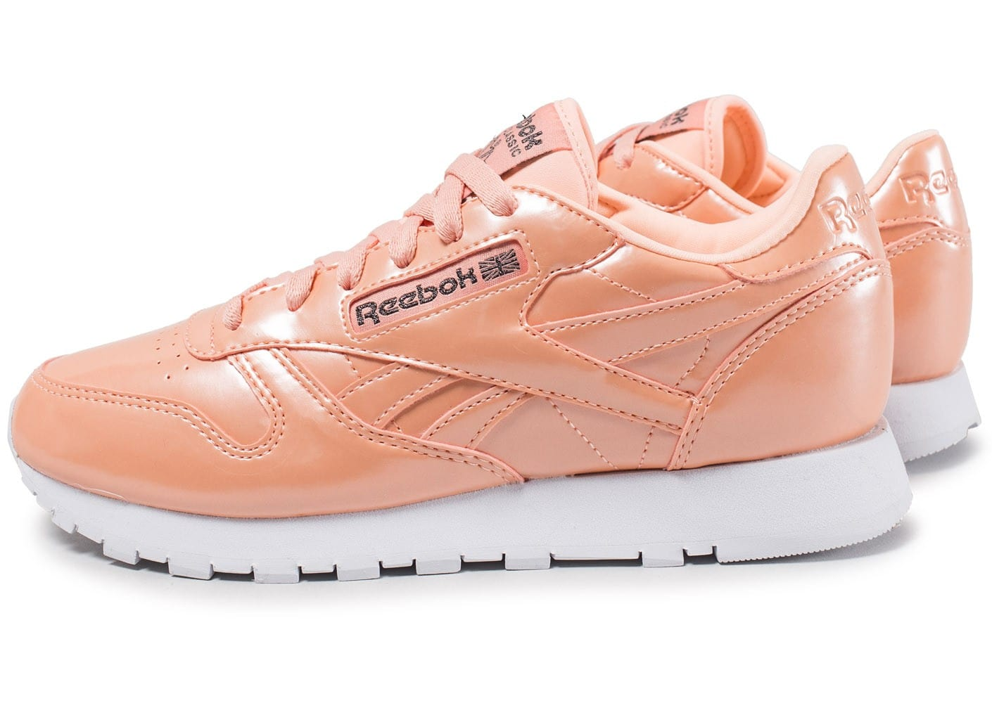 435e99876ce Friday Chaussures Pp Chausport Classic Leather Reebok Black Orange  xnqIwzZPBY