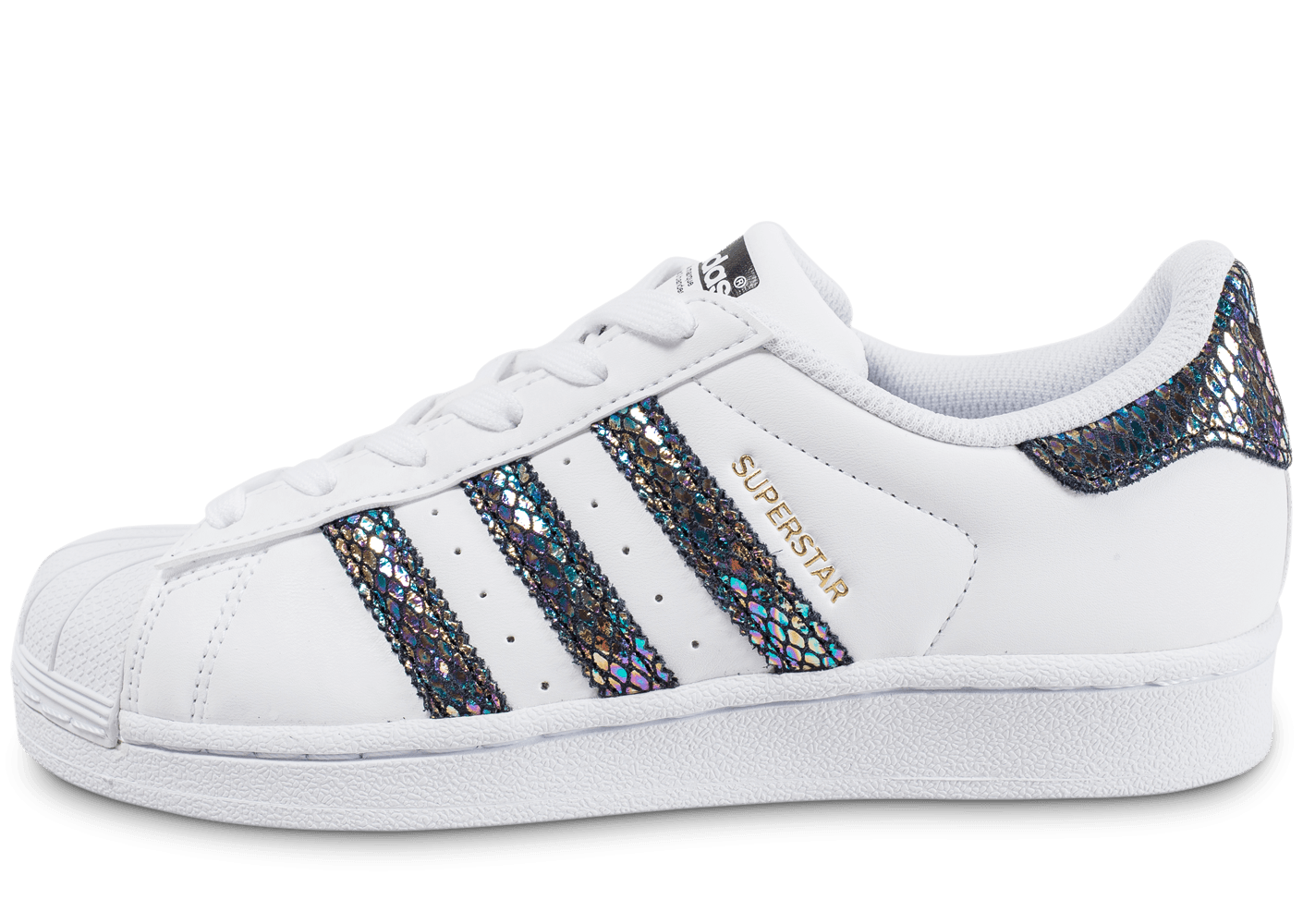 adidas Superstar Metallic Snake Junior -