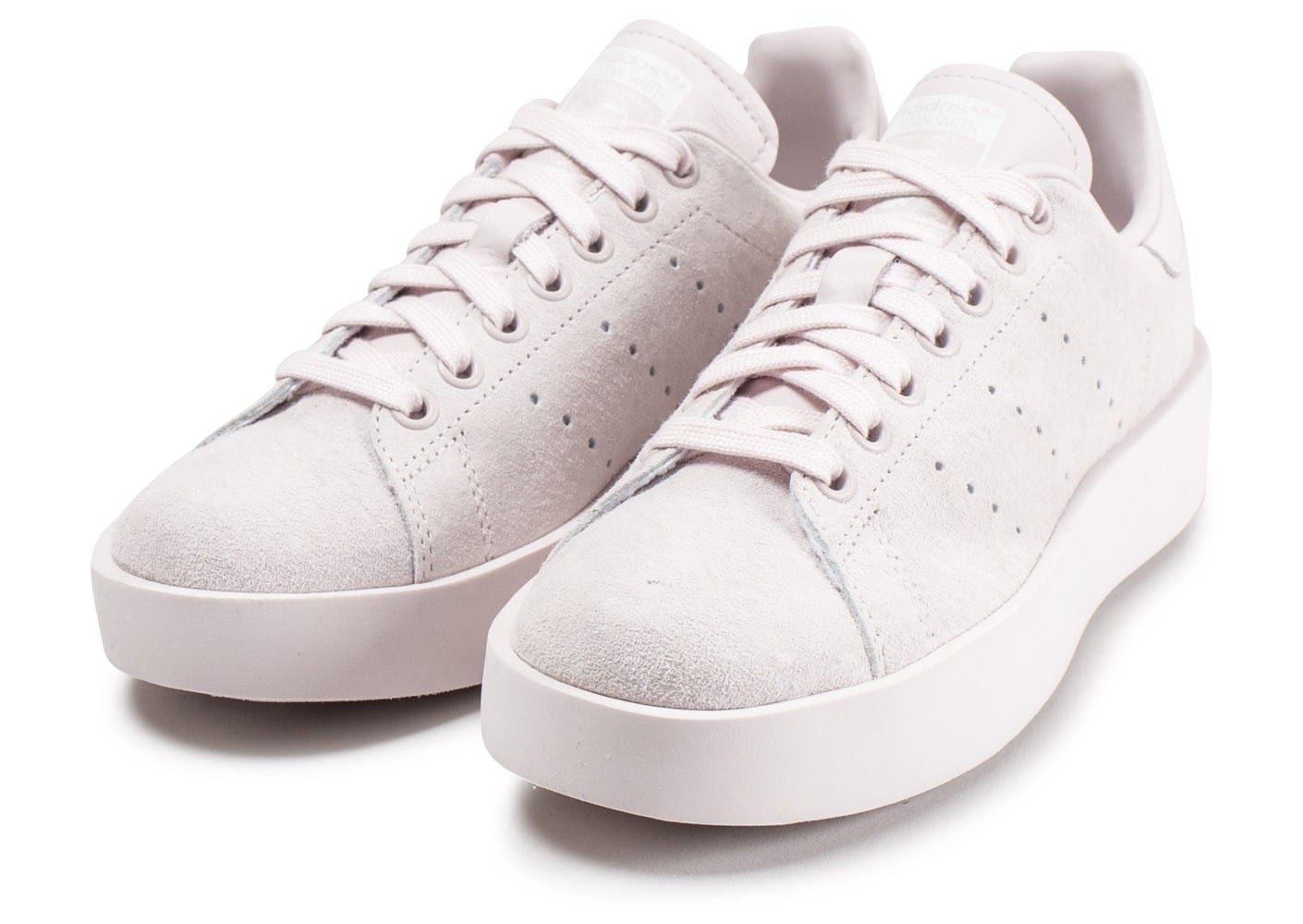 stan smith bold femme rose