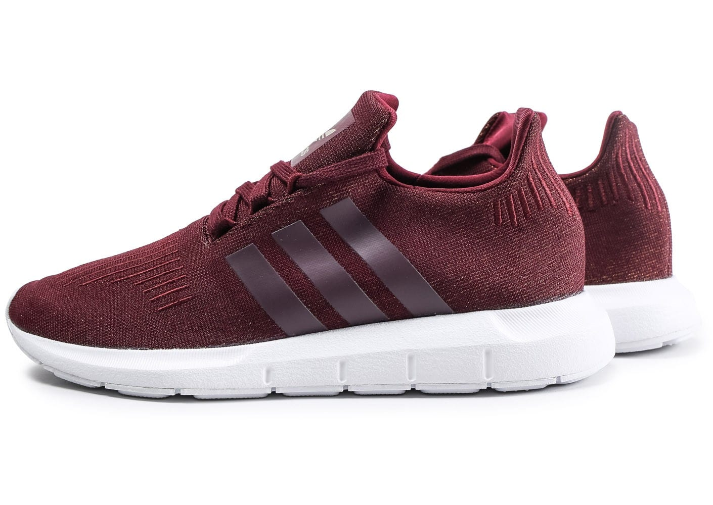 Bordeaux Chausport Chaussures Swift Glitter Adidas Run 8PNnOkw0X