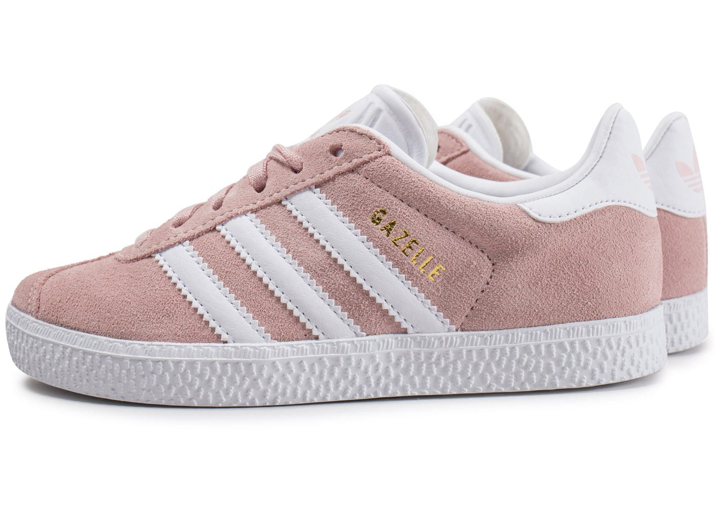 adidas gazelle rose enfant