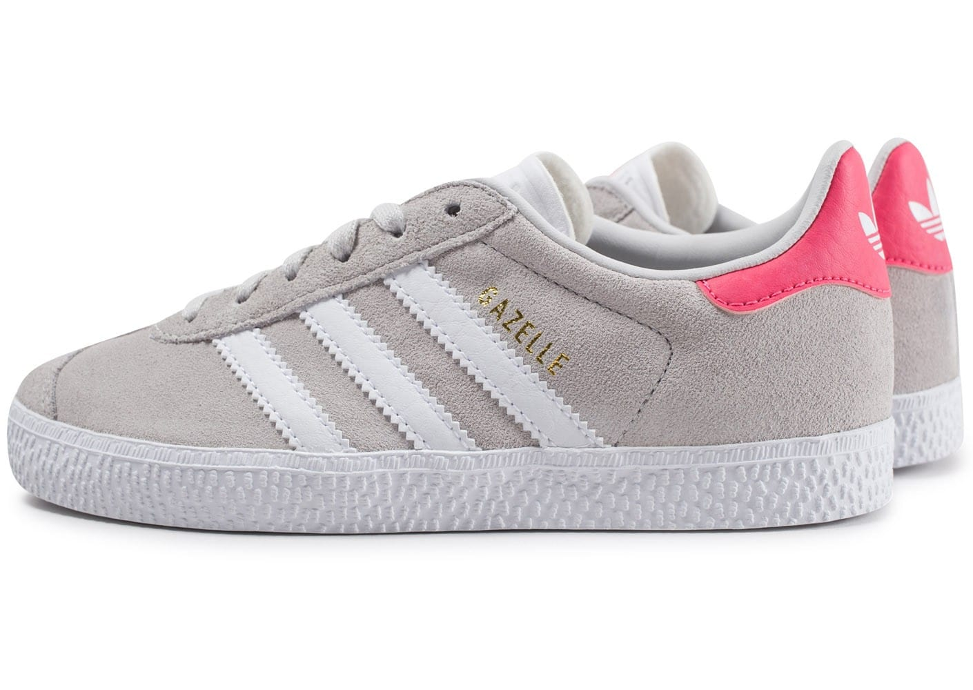 adidas gazelle enfants rose