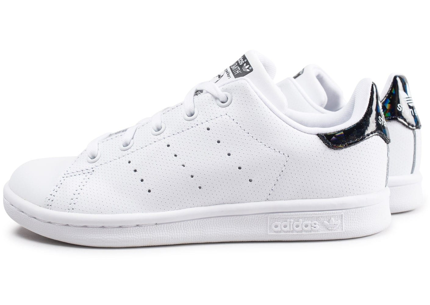 stan smith blanc noir