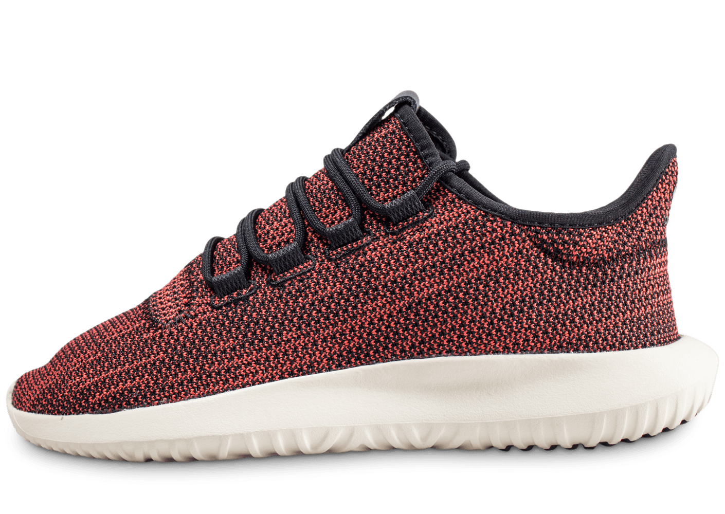 wholesale dealer 043bf 4234f adidas Tubular Shadow rouge - Chaussures Baskets homme - Chausport