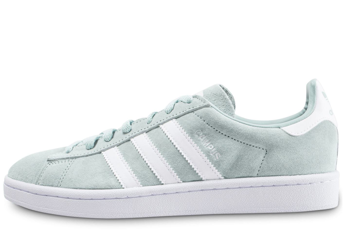 huge selection of 2a4e2 dd33b adidas adidas Baskets Chausport menthe Chaussures Campus vert homme SqRw7SrZ