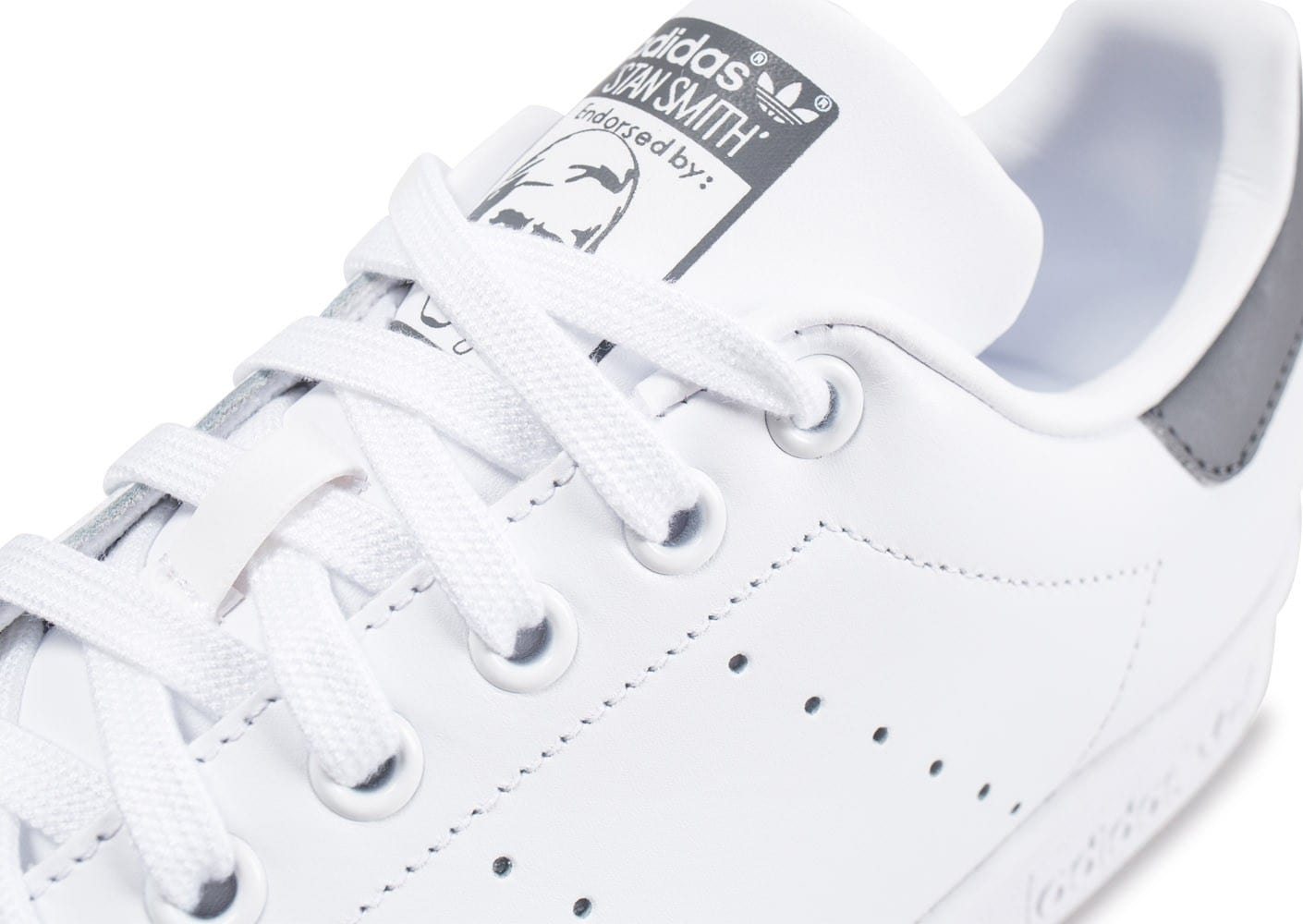 stan smith blanche grise