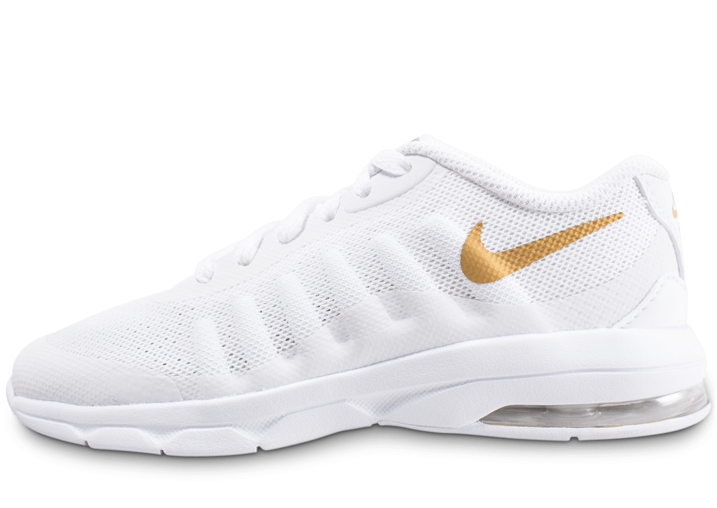 air max blanc et or