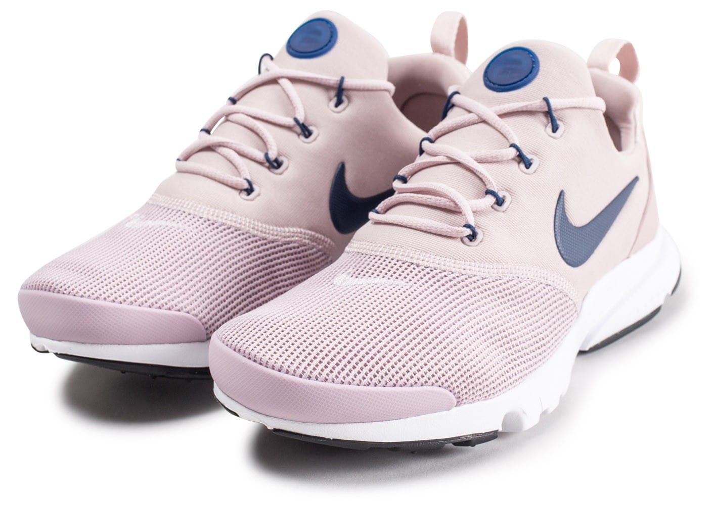 d3cc22caa3ab ... Chaussures Nike Presto Fly junior rose vue intérieure ...