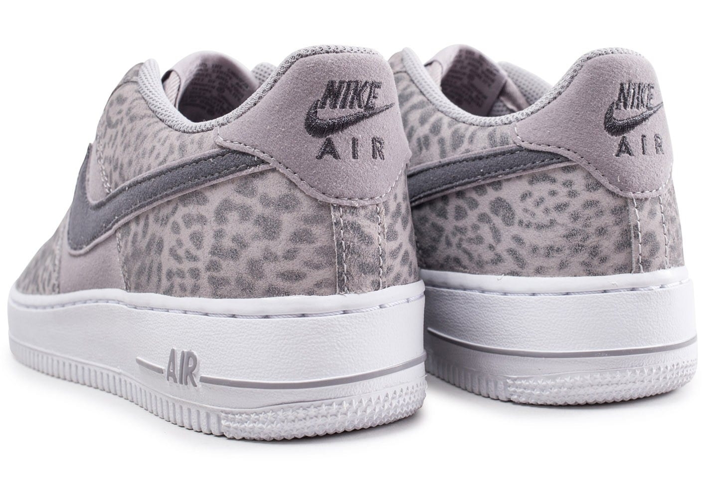 baskets nike air force one leopard