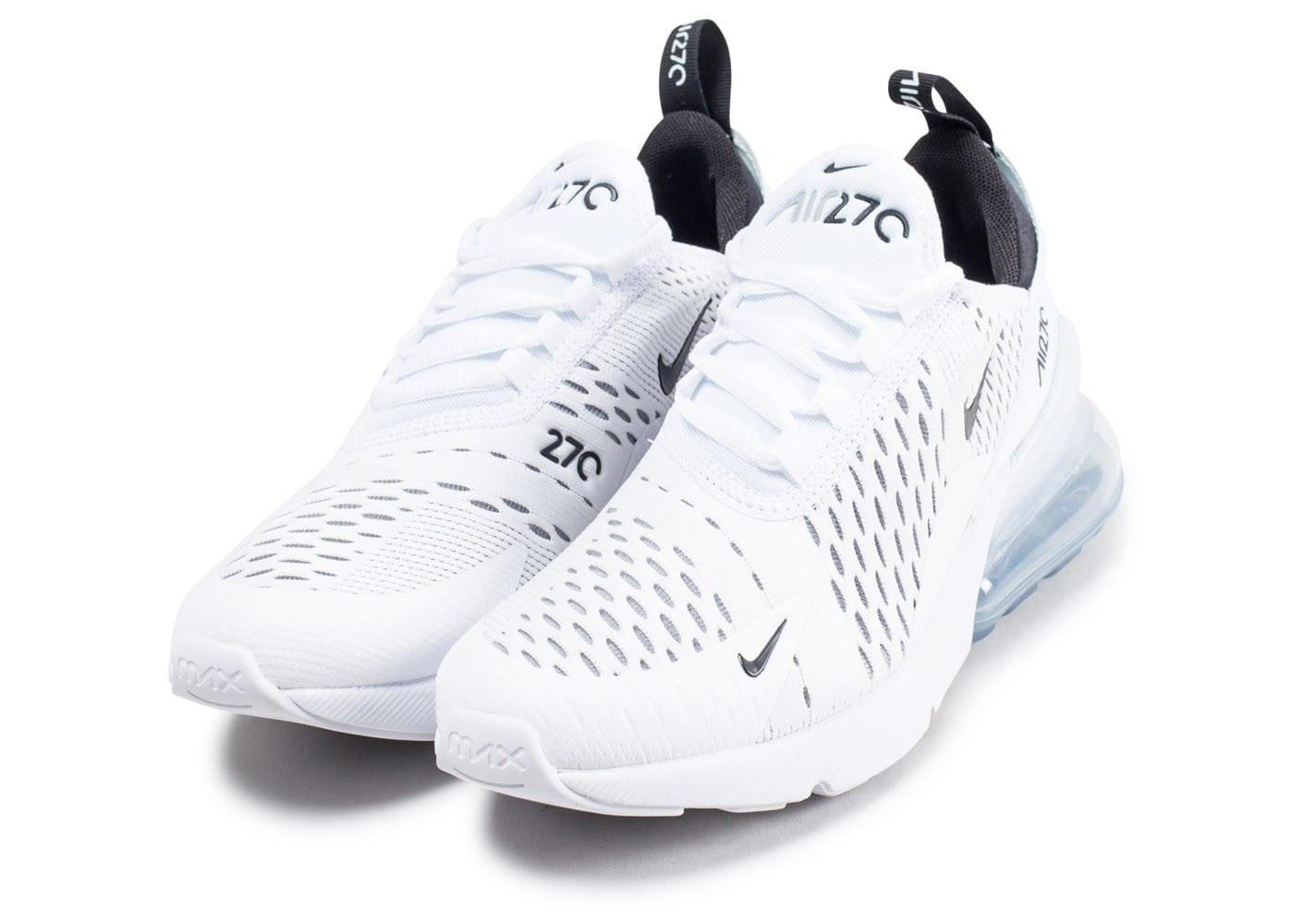 air max 270 junior blanche et bleu