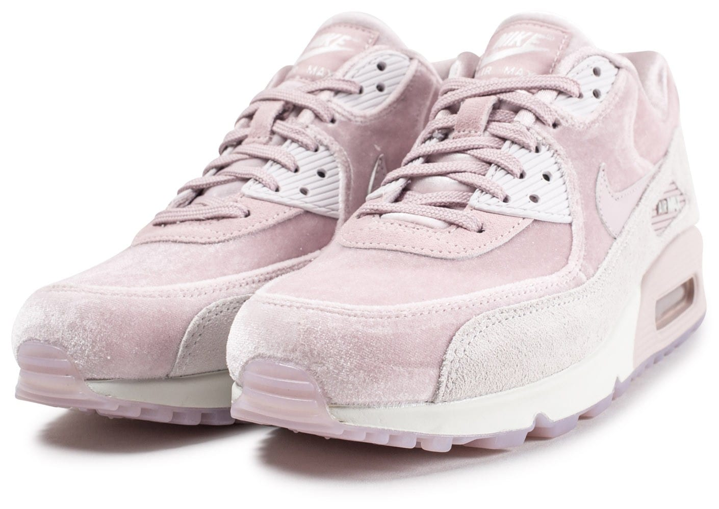 air max velour rose