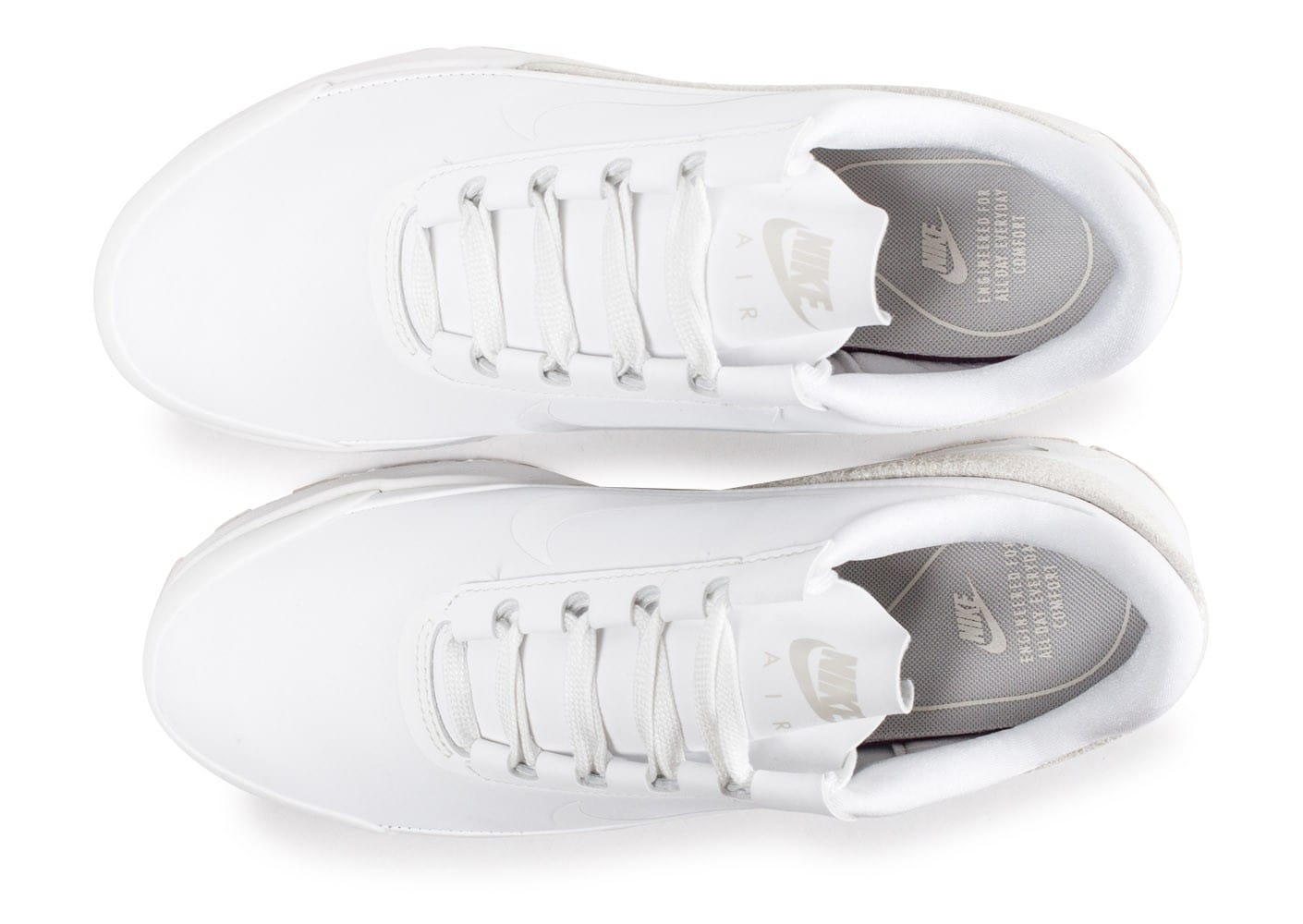 Nike Air Max Jewell Leather blanche Chaussures Prix stylés