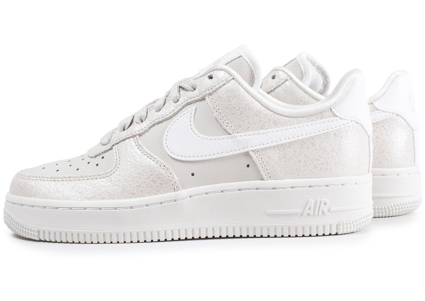 Nike Nike Nike Air Force 1 Low Premium blanc cass 731835