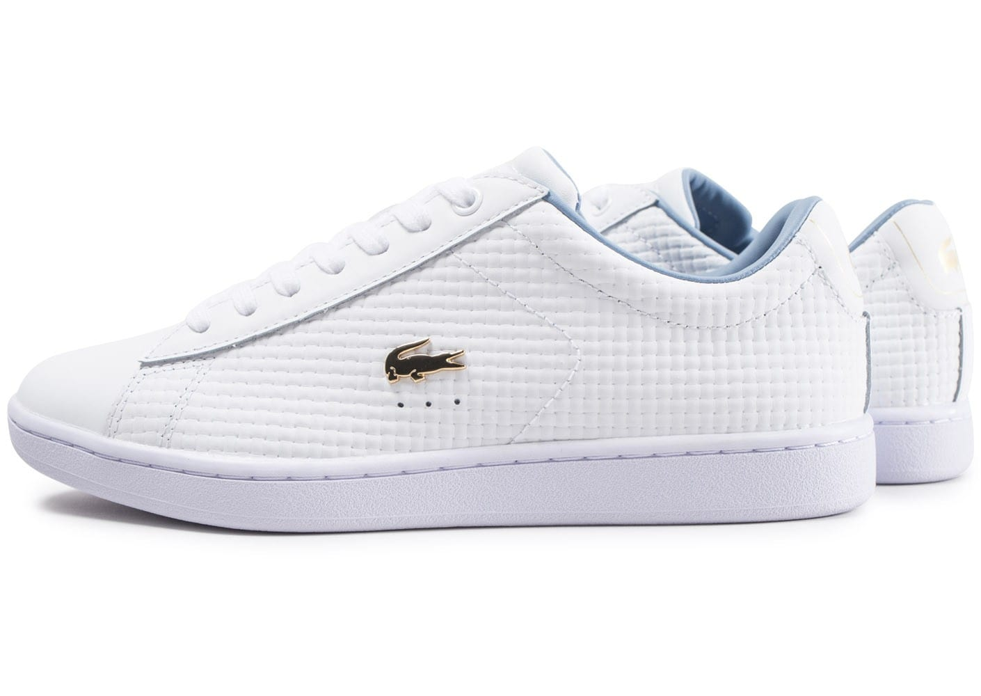 Chaussures Lacoste Carnaby Pointure 25 blanches Casual xwsRU