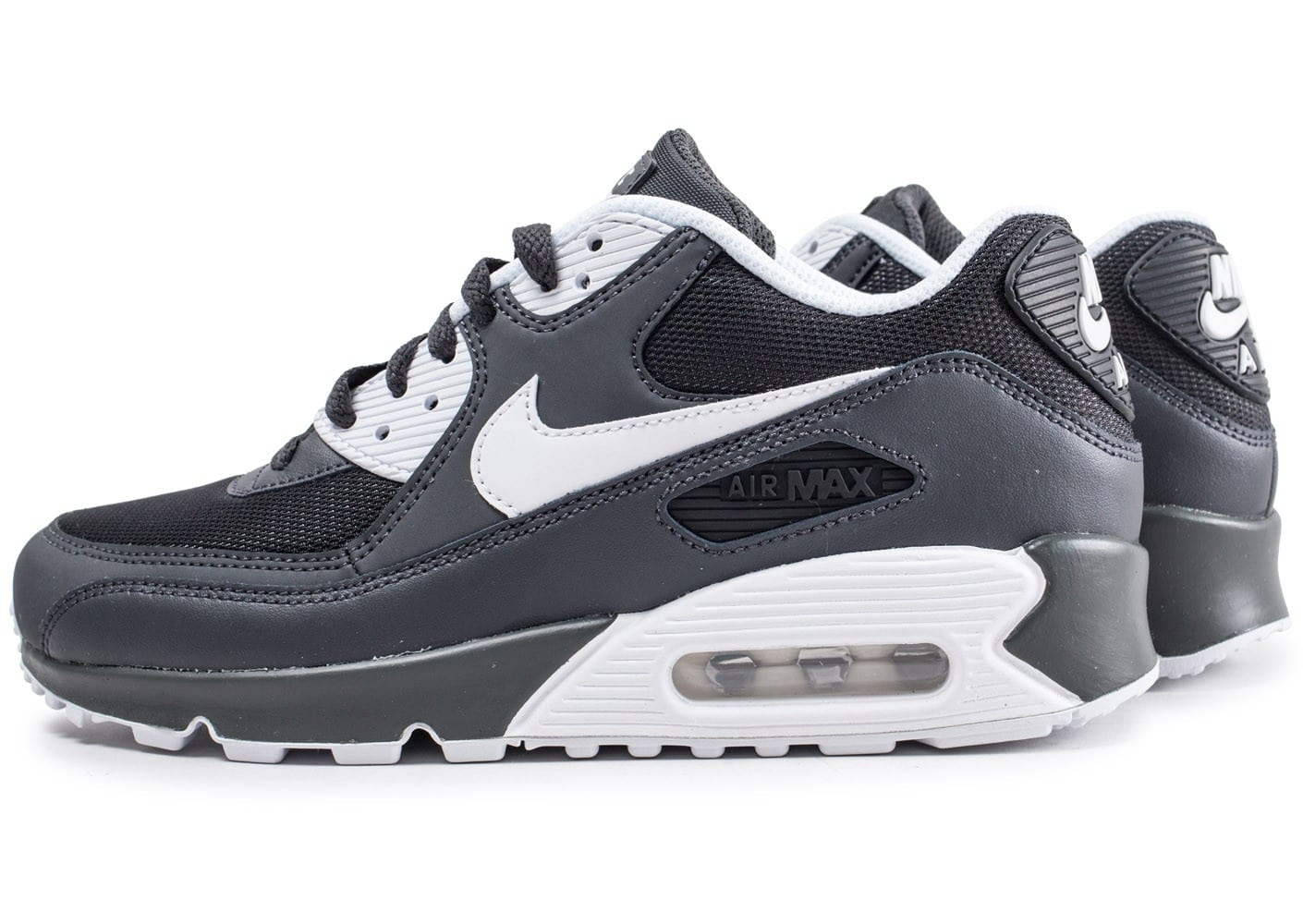 nike air max 95 femme chaussures gris foncer