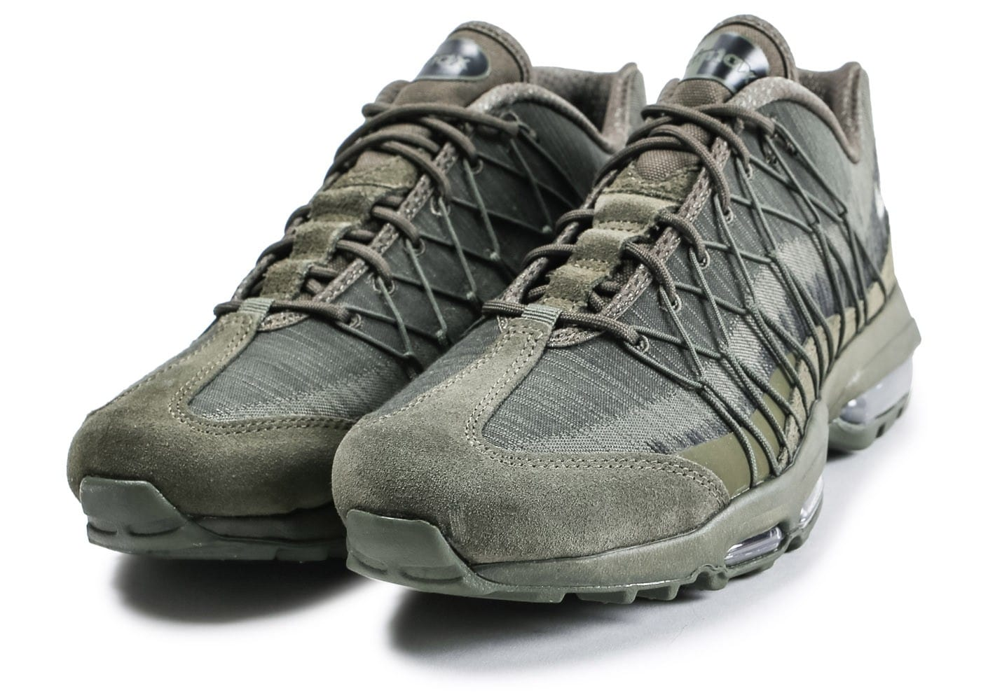 Nike Air Max 95 Ultra Jacquard chaussures olive