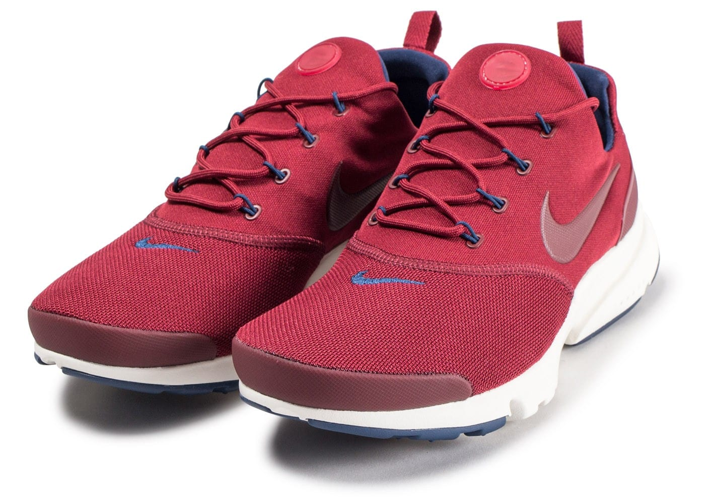 bas prix 74cf5 0b437 Nike Presto Fly rouge - Chaussures Baskets homme - Chausport