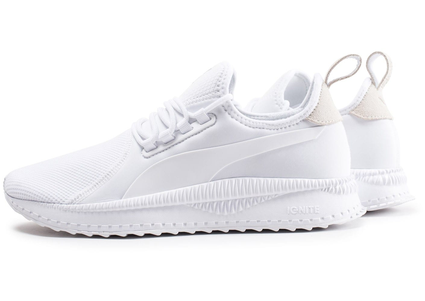 Chaussures Puma Tsugi Apex blanches Casual unisexe sC0UyhKMA