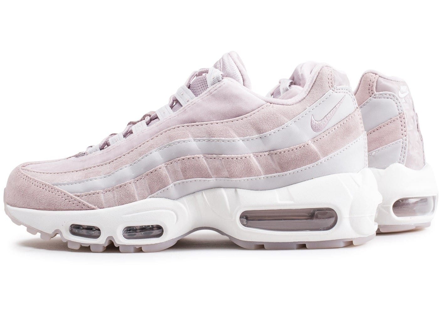 Nike Baskets/Streetwear Air Max 95 Lx Rose Femme