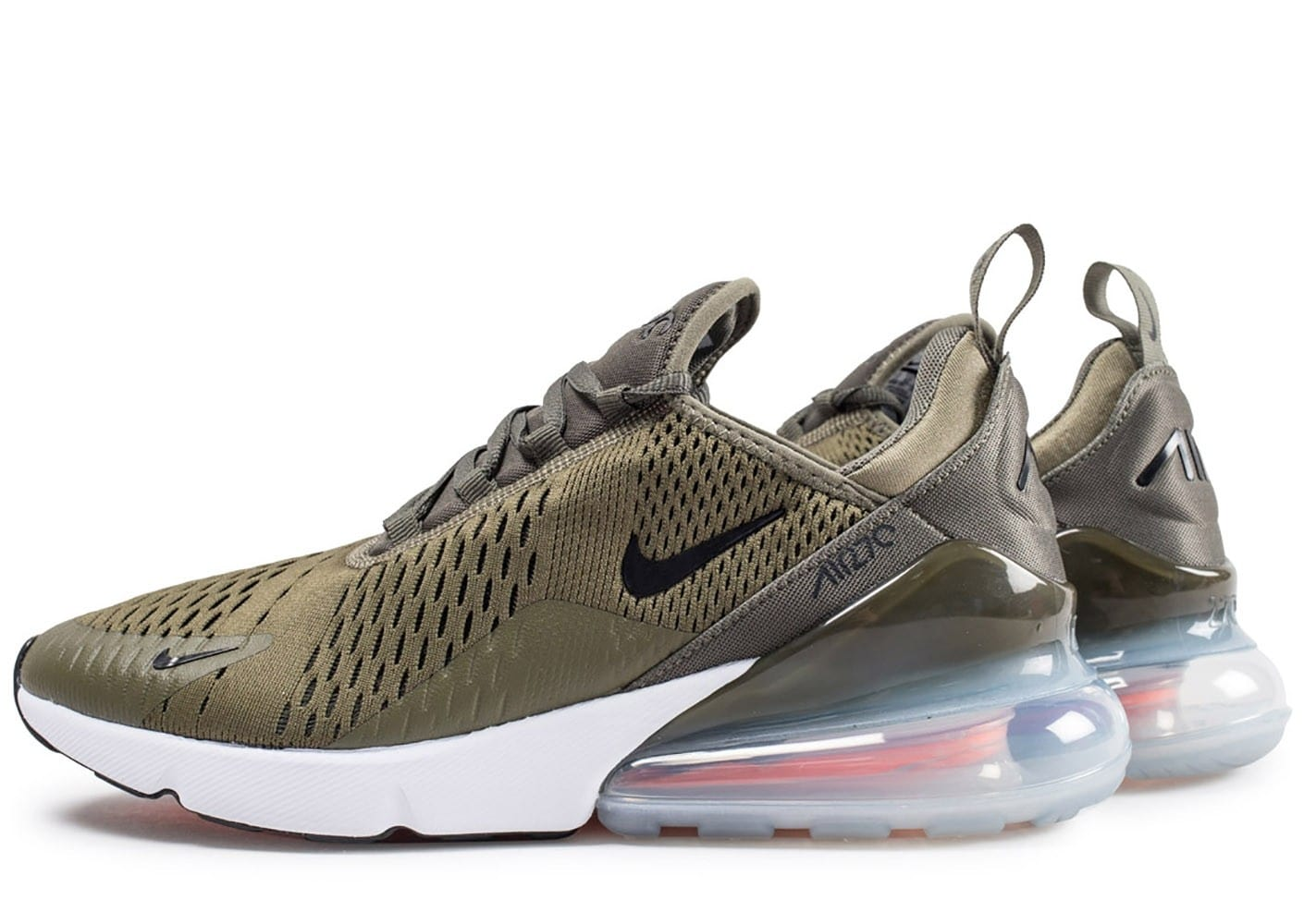 basket air max homme kaki
