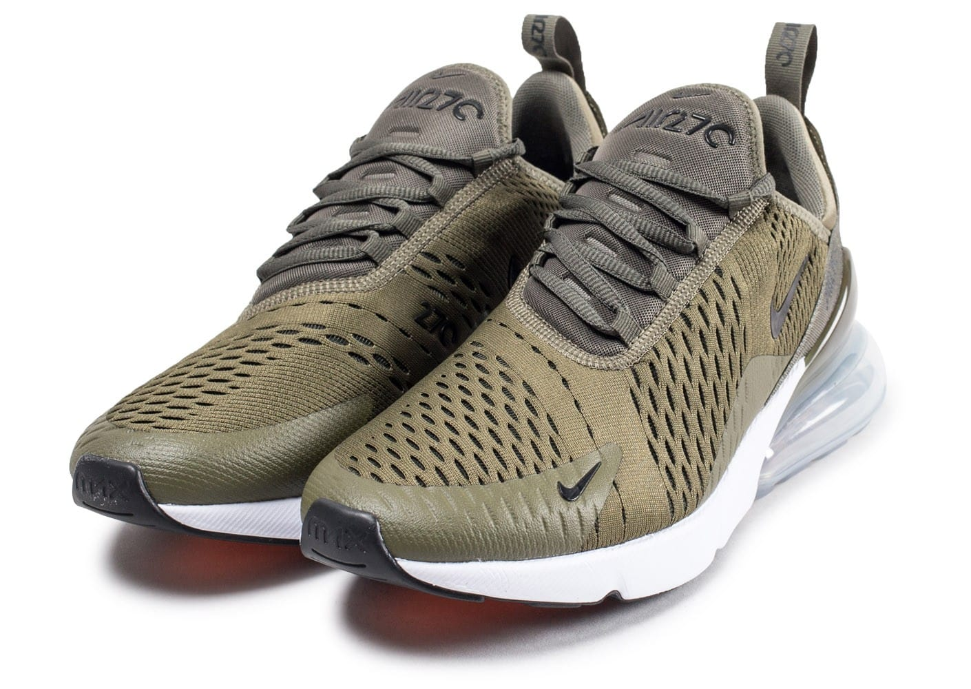... Chaussures Nike Air Max 270 Medium Olive vue intérieure ...