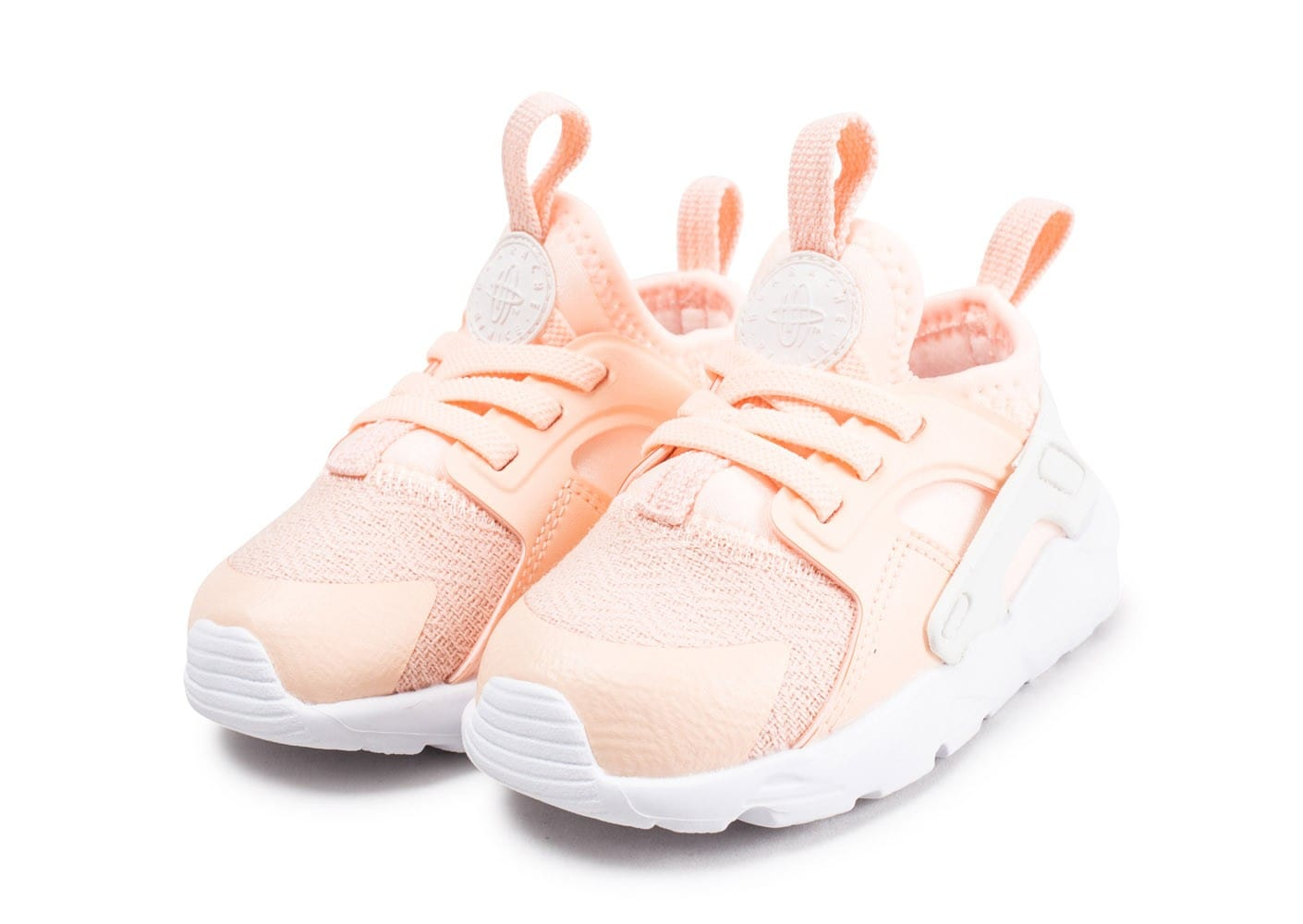 great quality undefeated x cheap prices Nike Air Huarache Ultra bébé rose saumon - Chaussures Enfant ...