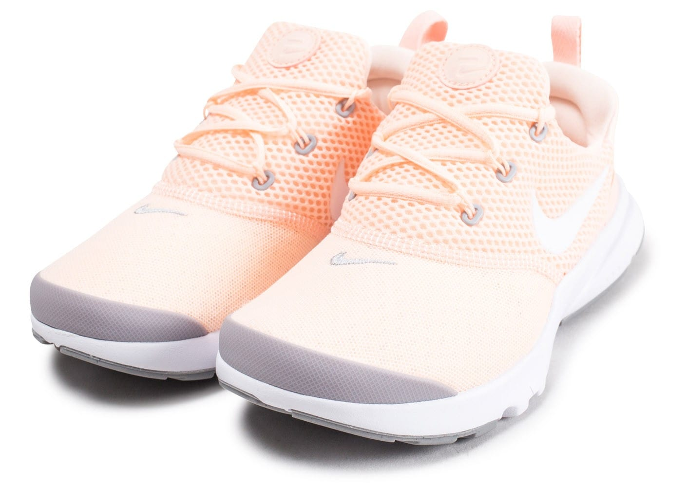 chaussur nike homme presto fly saumon