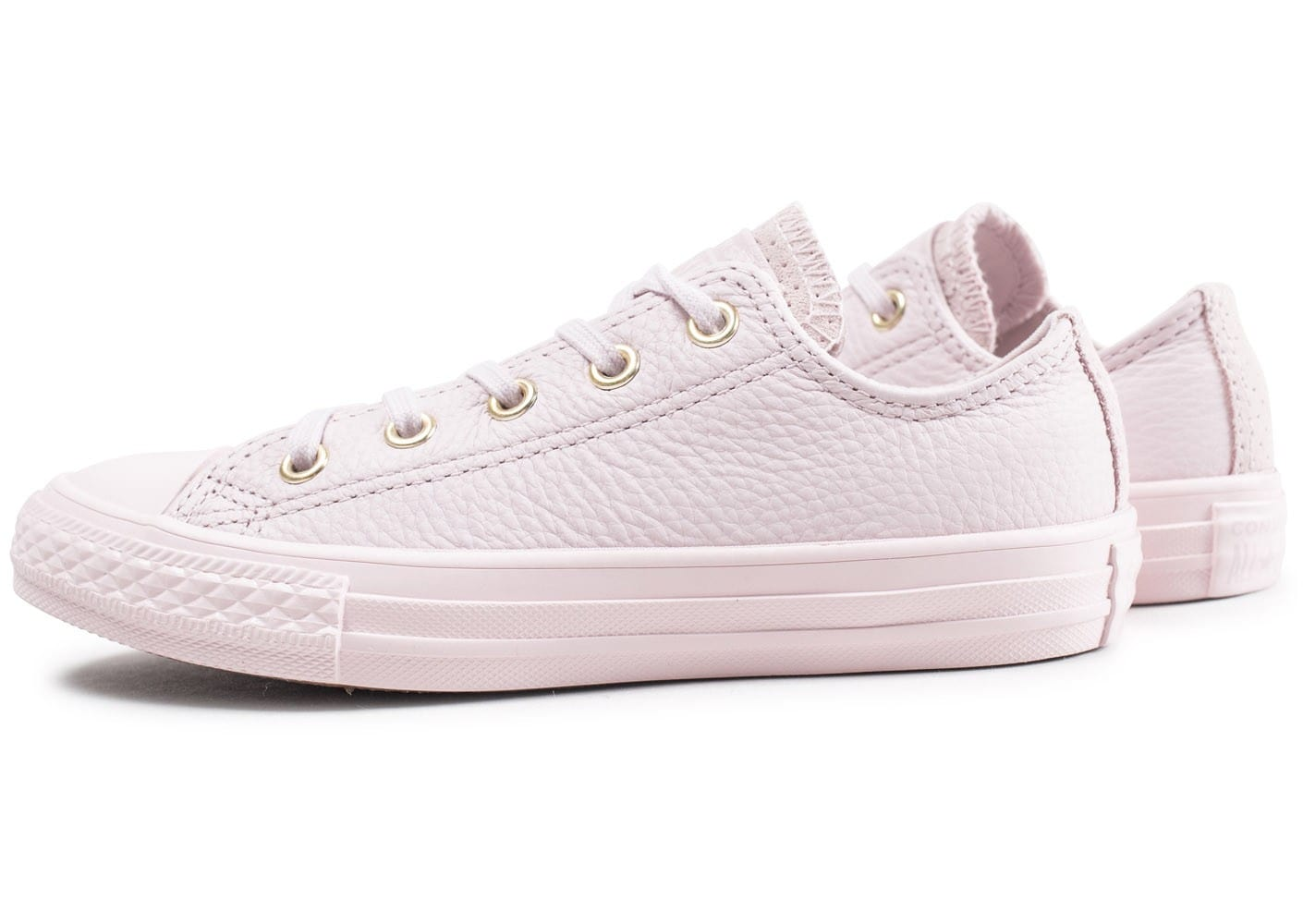 Converse Chuck Taylor All Star OX enfant rose Chaussures