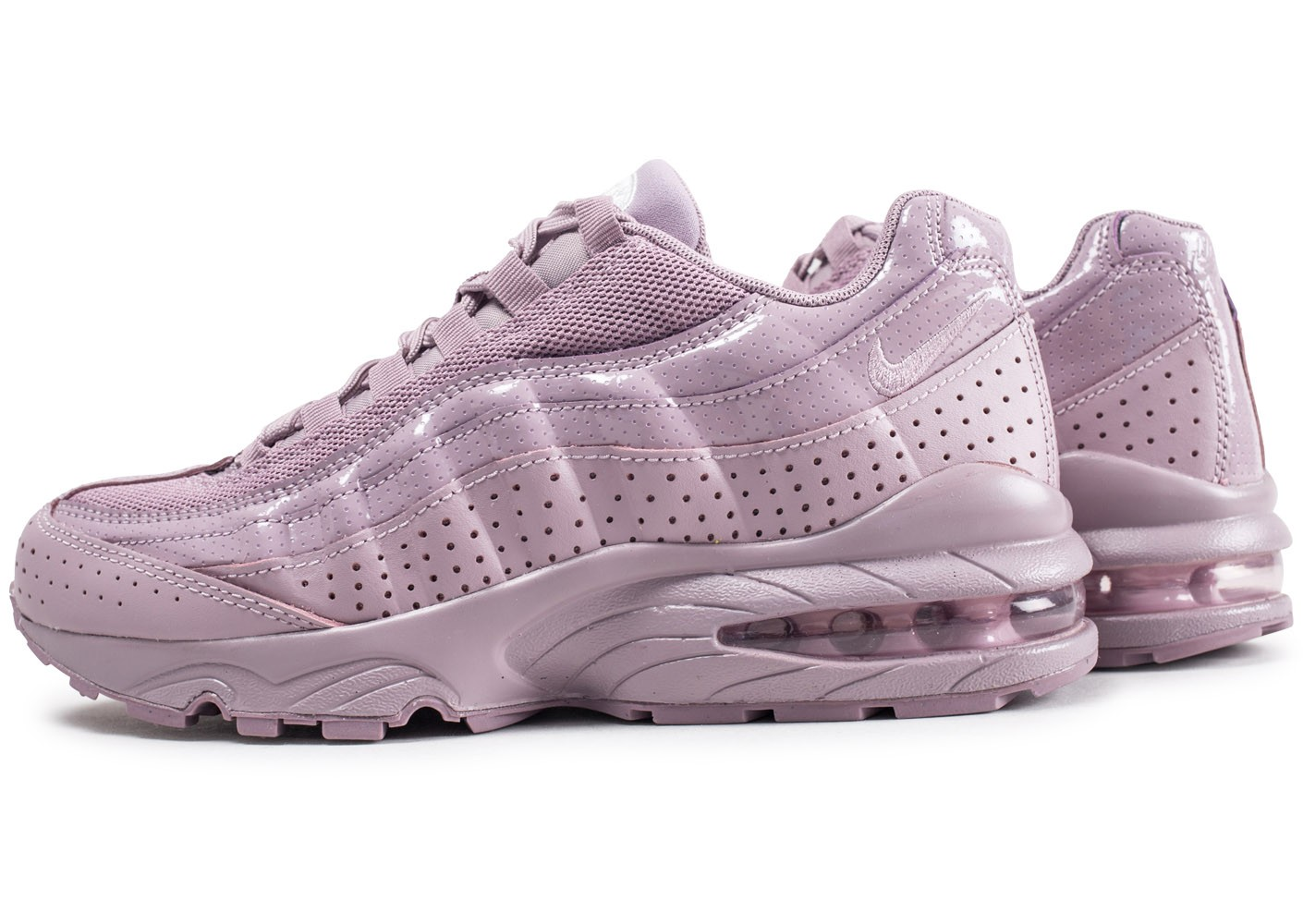 Nike Air Max 95 junior Elemental rose Chaussures Enfant Chausport