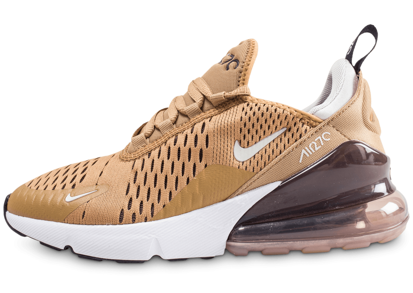 Nike Air Max 270 Elemental Gold junior - Chaussures Baskets femme - Chausport