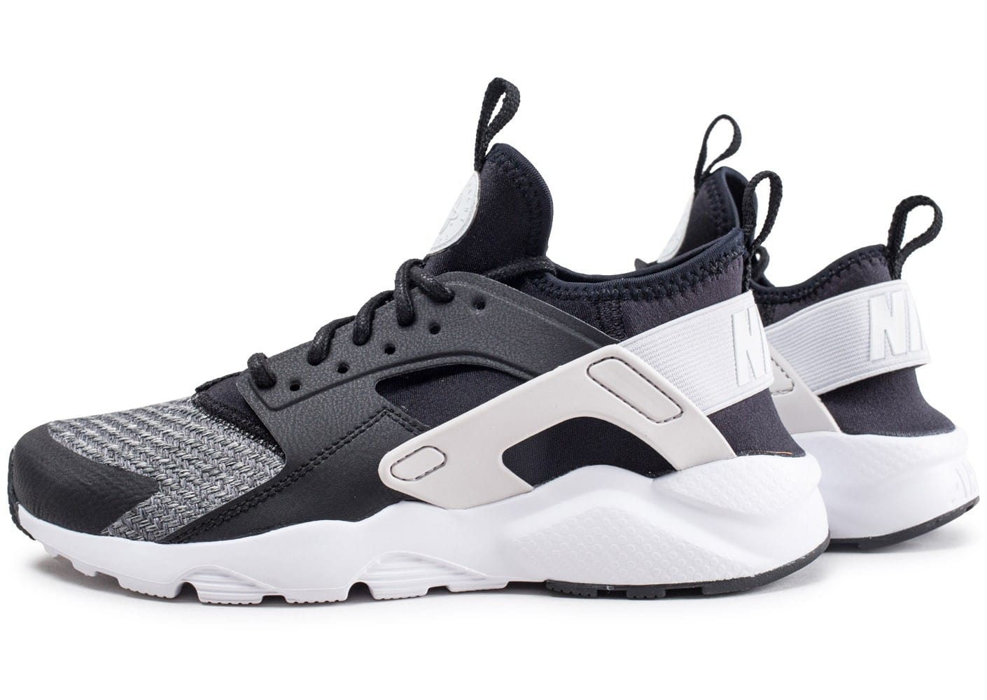 Nike Air Huarache Ultra junior noire Homme Chausport
