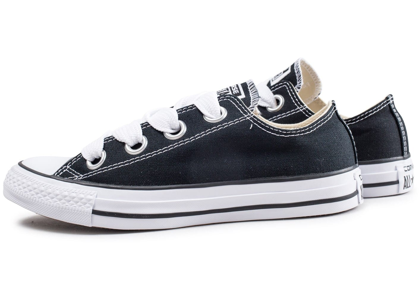 Converse Chuck Taylor All Star Big Eyelets noire ...
