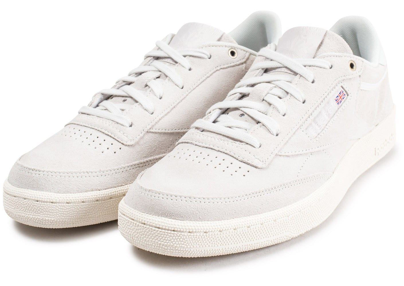 Reebok Club C 85 Montana Cans Collaboration beige Prix