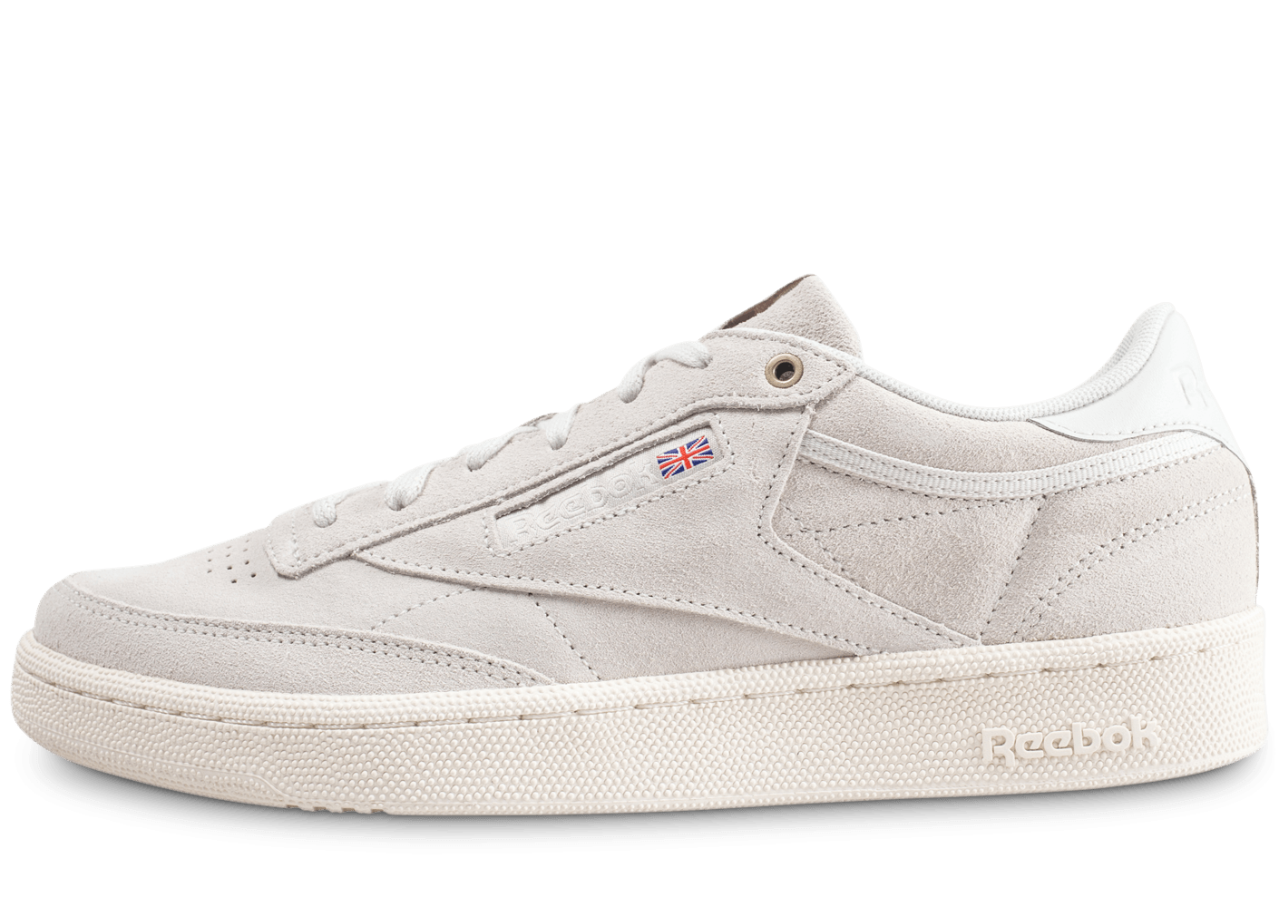 Reebok Club C 85 Montana Cans Collaboration beige
