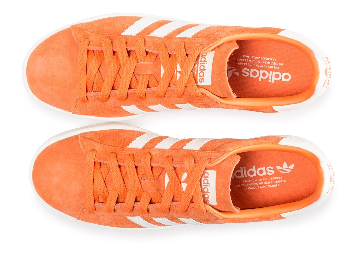 Orange Chaussures Homme Campus Adidas Baskets Chausport OPnwkN80X