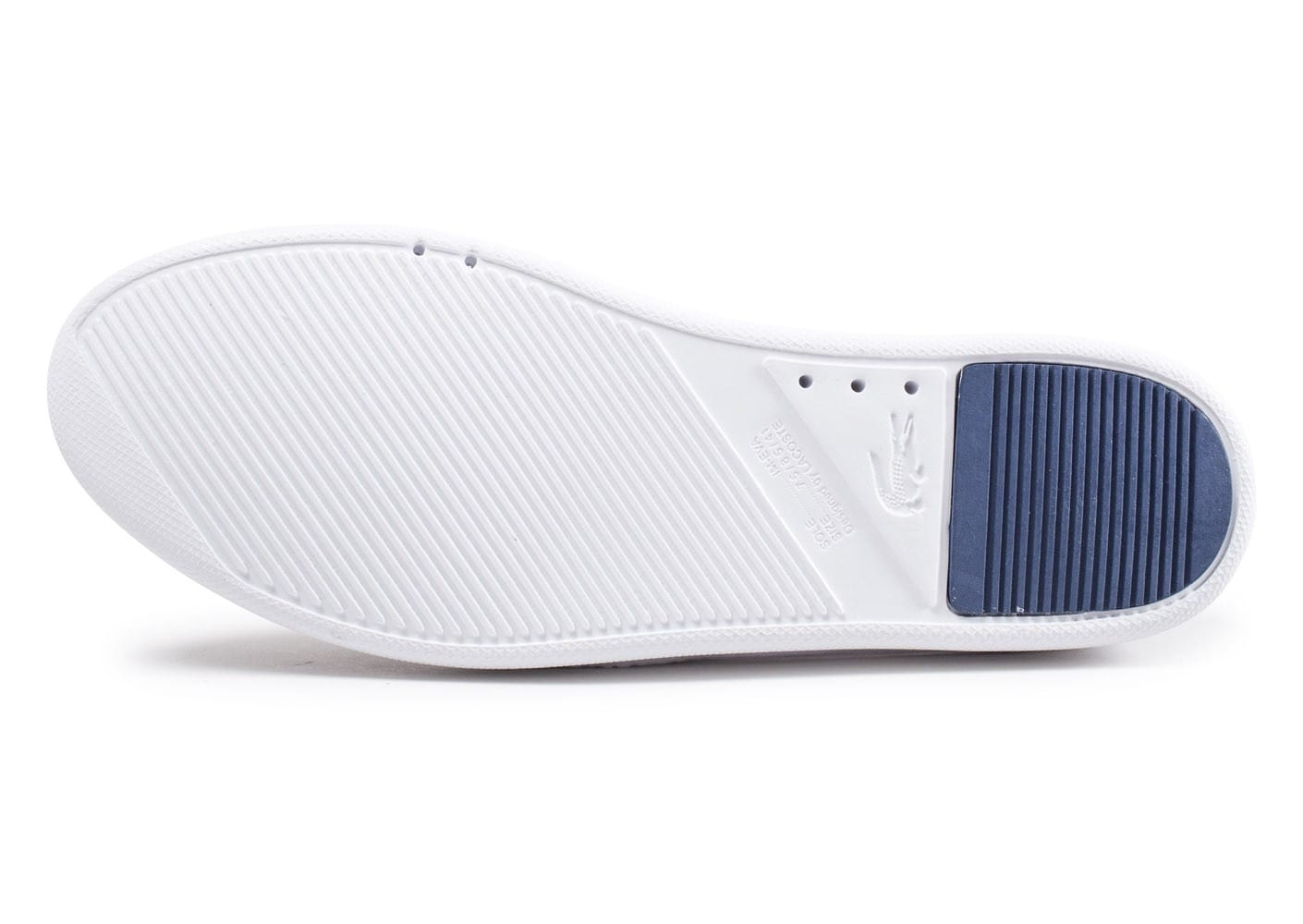 ydro Lacoste Blanche Chaussures L Baskets Homme Chausport AHxnO