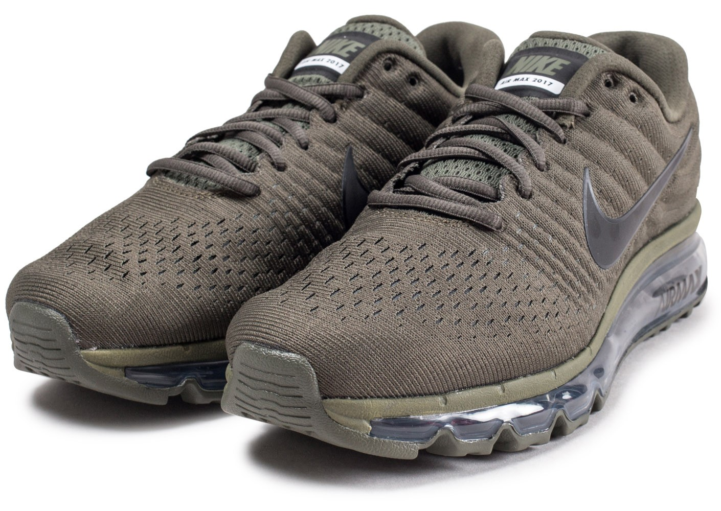 basket nike air max homme kaki