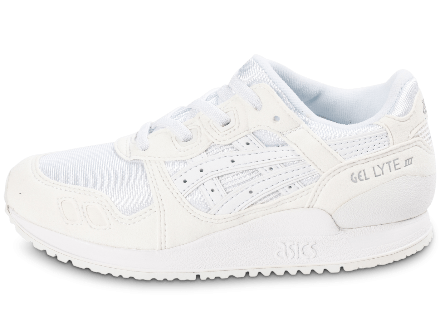 Chaussures Asics blanches enfant J9xHY9