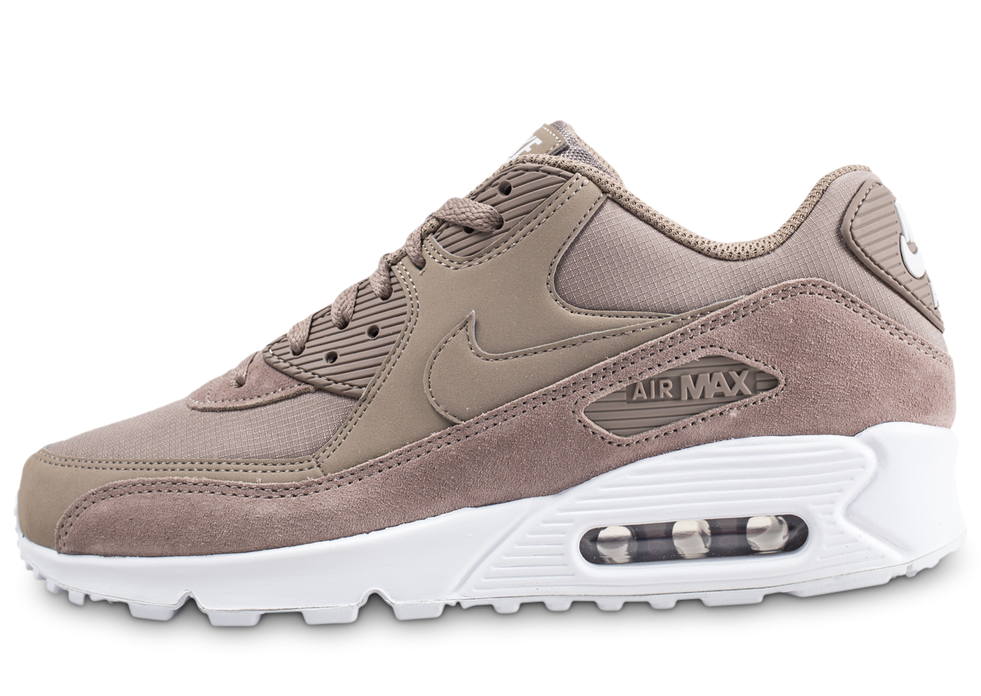buy online ba23c 91a40 Essential Beige Air 90 Chaussures Nike Baskets Max Homme Fon