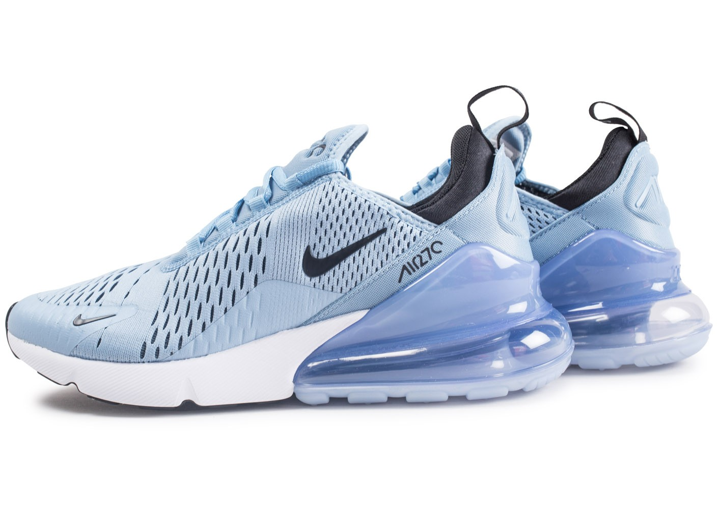 check-out e7e12 e3de8 Nike Air Max 270 bleu - Chaussures Baskets homme - Chausport