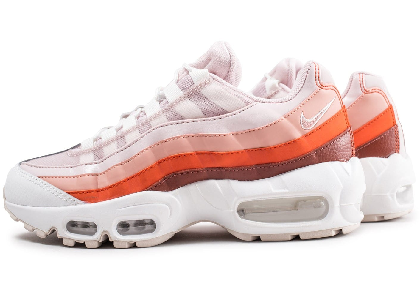 nike air max 95 homme orange
