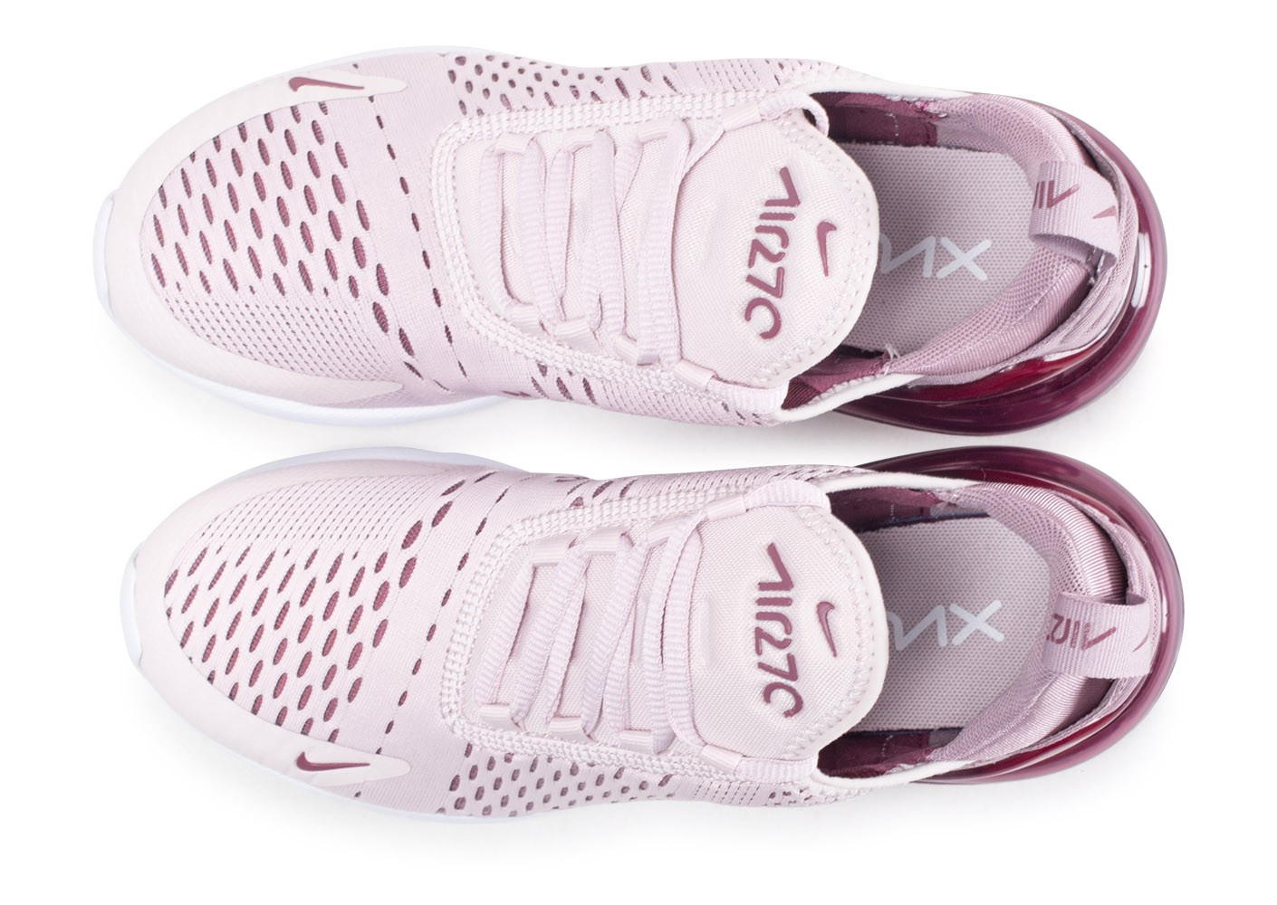 taille 40 9254b 144d8 Nike Air Max 270 rose - Chaussures Baskets femme - Chausport